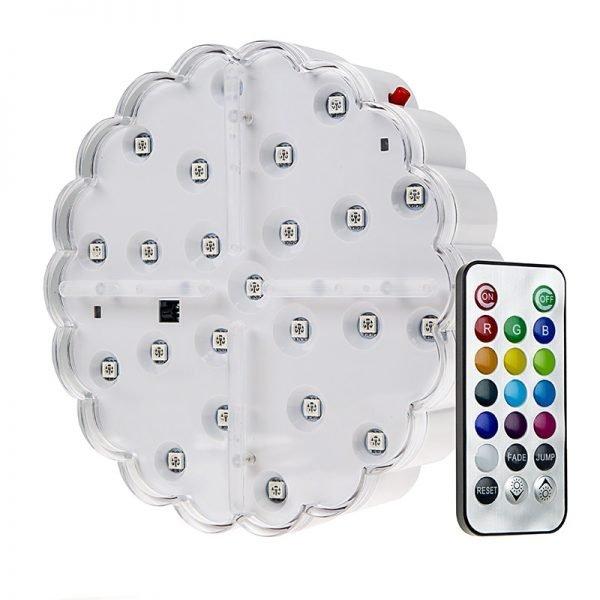rechargeable led light base