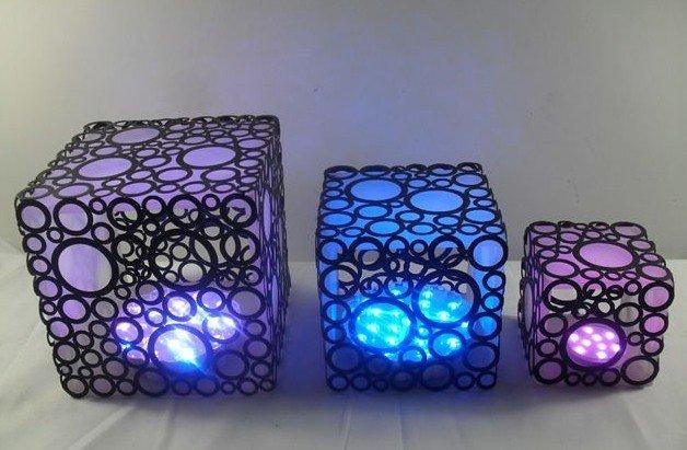 light base to light objects