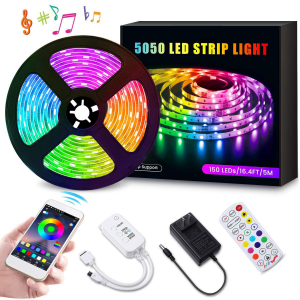 APP controlled LED strip