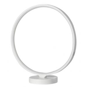 LED circle table lamp